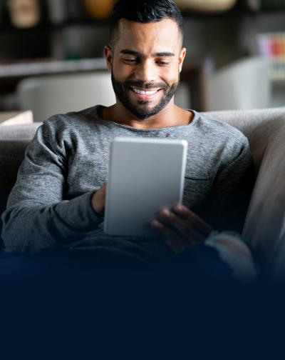 Mobile Internet Banking - Guy