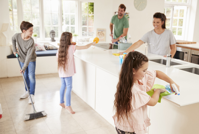 How to Give Your Finances a Spring Cleaning