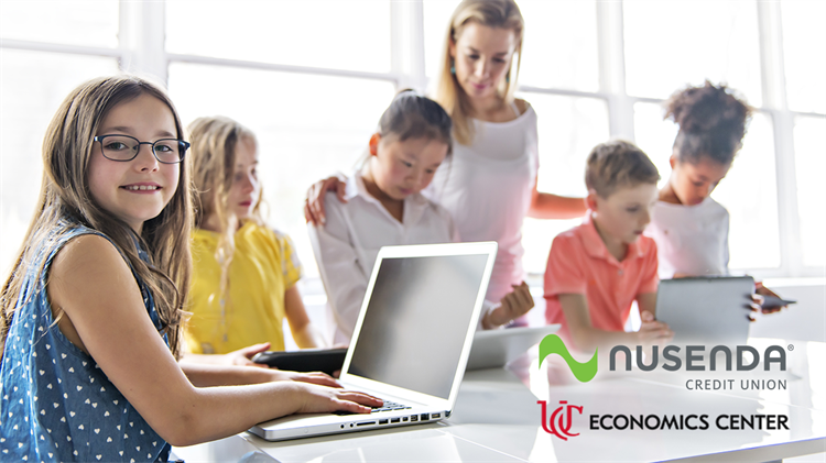 Nusenda Credit Union and UC Economics Center Partnership